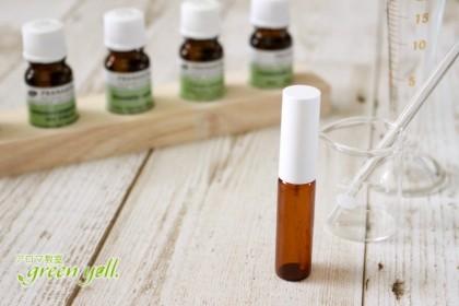体質に合った精油で香水作り【アロマ香水ワークショップ】