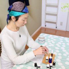 『どこにも売ってない、私だけのアロマ香水が作れました!』 / A.M. 様(埼玉県)